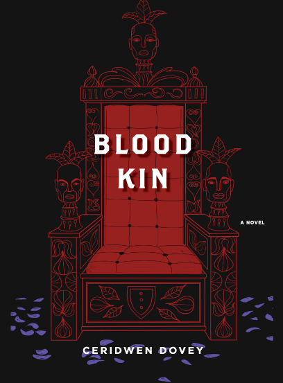 Blood Kin Book Cover