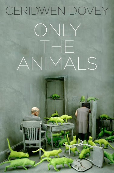 only the animals book cvr